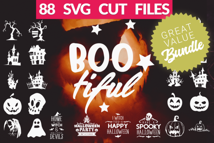 Halloween Quotes Svg.Halloween Svg Cut Files Quotes Bundle