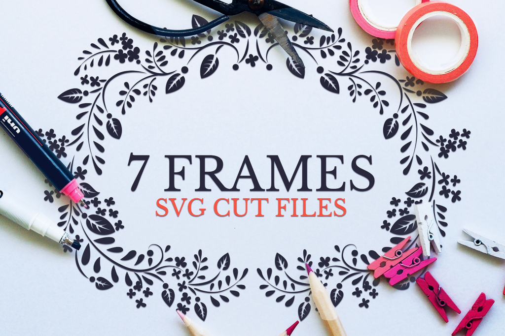 Floral-Frames-SVG-Cut-Files-Pack-1